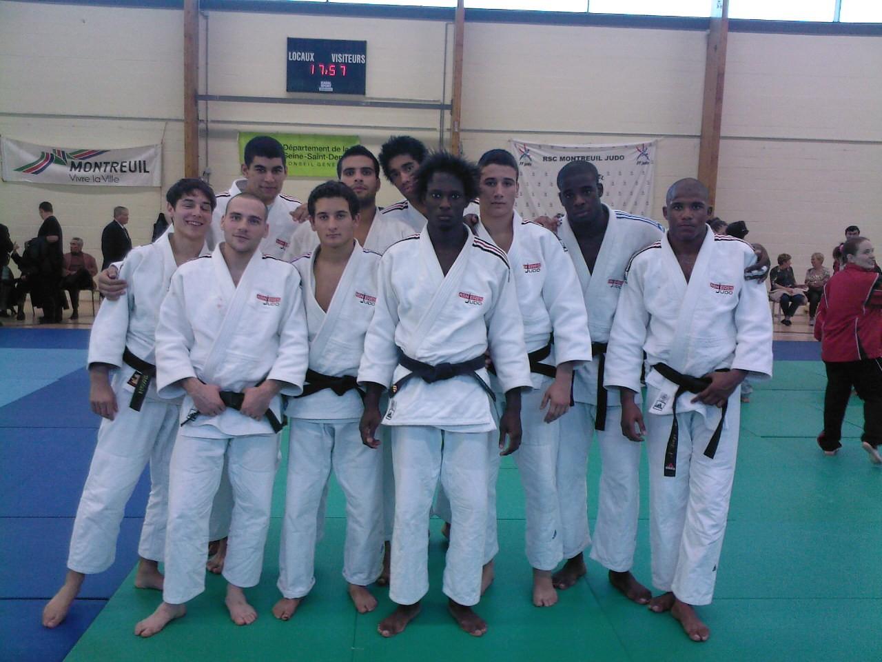 club judo asnieres